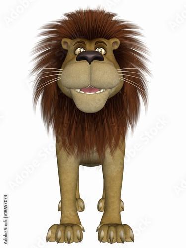 In de dag Kinderkamer Toon Lion