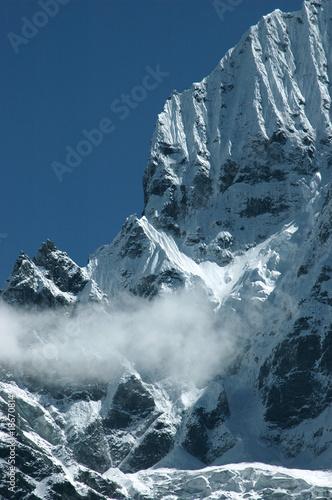 Papiers peints Arctique Everest-Gebiet mit Ama Dablam, Himalaja, Nepal