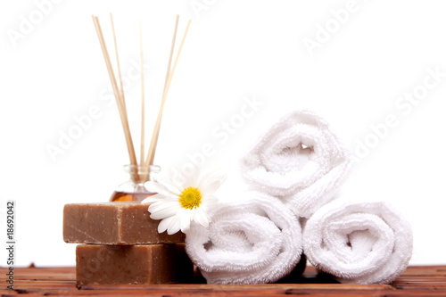 Foto op Canvas Spa Spa objects