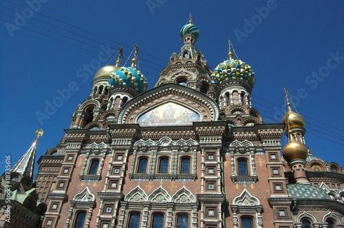 Fotografie, Obraz  San Pietroburgo, Chiesa del Sangue Versato, Russia