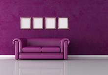 Classic Purple Interior