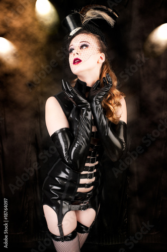 Fotografie, Obraz  Sexy Cabaret