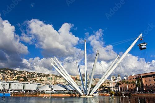 Fotografia  Porto Antico, Genova