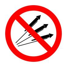 Feuerwerk Verboten I