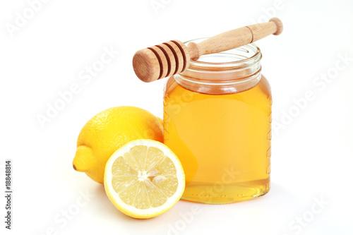 honey and lemon Poster