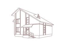 Dwelling House.
