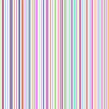 Vertical Pastel Multicolored S...