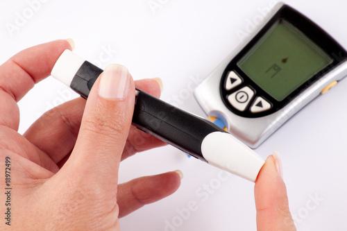 Stampe  Análisis de azúcar en sangre
