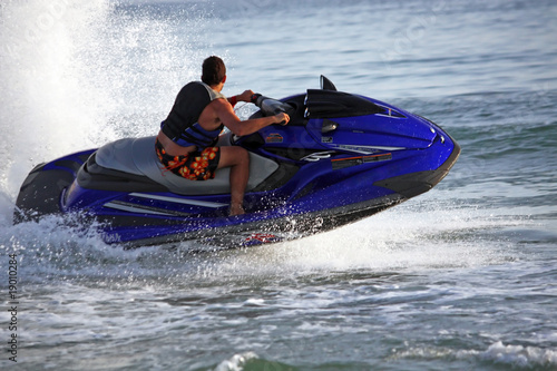 Recess Fitting Water Motor sports Jet ski sport