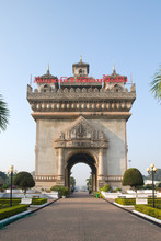 Patuxay, The Victory Gate Of V...