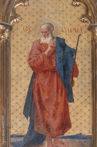 Fotografie, Obraz  Saint Thomas the Apostle