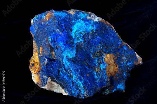 Photo Azurite stone