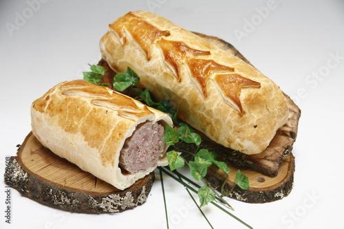 Valokuva  pâté en croûte