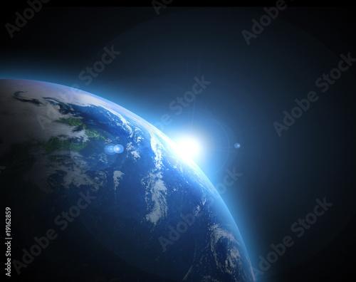 Fotografie, Obraz  Terra e Sole