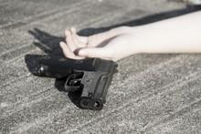 Selbstmord Mit Pistole I