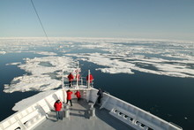 Nord West Passage Vor Alaska - USA