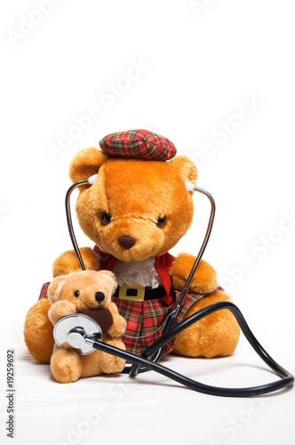 misie-ze-stetoskopem