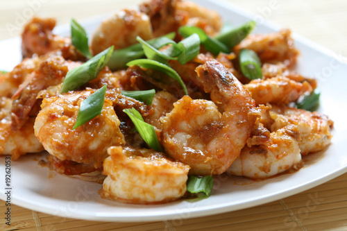 Photo  Szechuan Shrimp