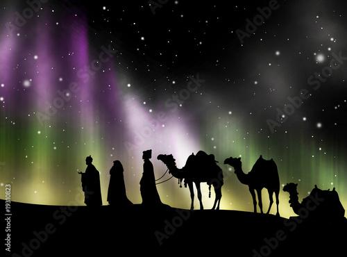 Foto  Die Heiligen Drei Könige