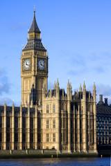 Fototapeta na wymiar Palace of Westminster