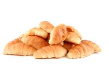 Golden Baked Croissants