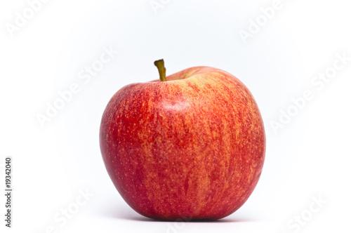 Leinwand Poster Braeburn Apfel