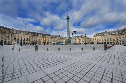 place vendome Fototapet
