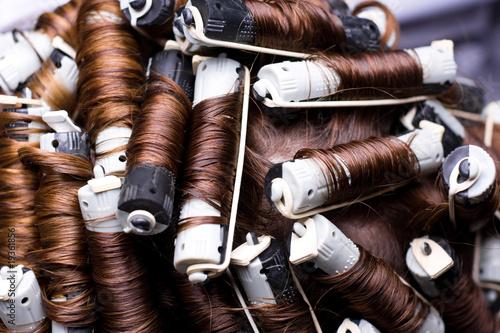 Fotografija  Hair curlers