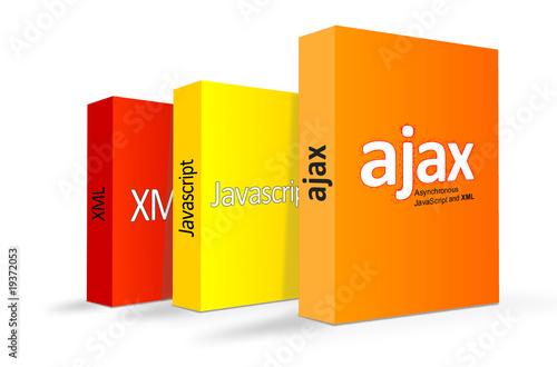 javascript + xml = ajax Canvas Print