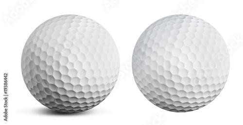 Obraz na plátne Golf ball