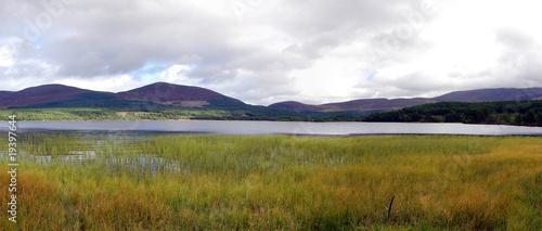 Photo Loch Morlich, Cairngorms National Park, Scotland