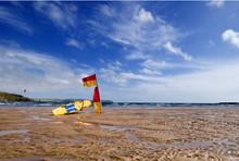 Lifeguard Flag Bigbury On Sea ...