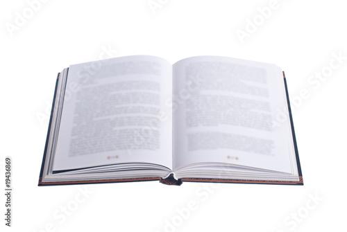Obraz Książka - fototapety do salonu