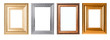 Rectangular Decorative Frames For Your Project