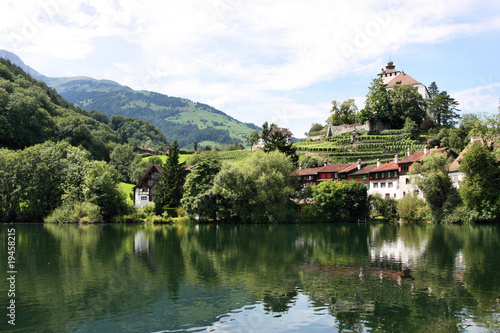 Keuken foto achterwand Seoel Switzerland - St. Gallen canton