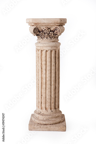 Photo Ancient Column