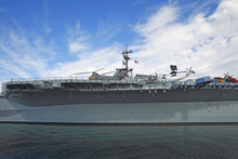 USS Midway, San Diego California.