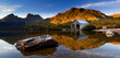canvas print picture - Cradle Mountain Sunrise