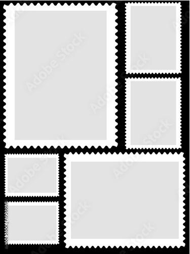 Fotografia, Obraz  timbres vierges