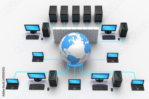 Fotografía  Global Network Protection
