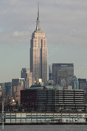 Fotomural Empire State Building