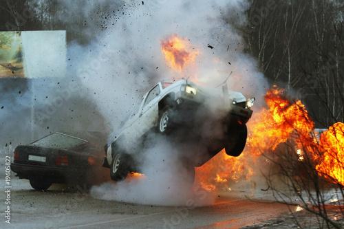 Photo Car crash