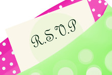 RSVP Note