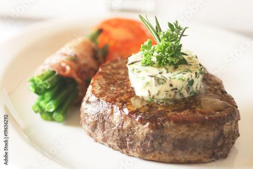 Papiers peints Steakhouse Filet Steak