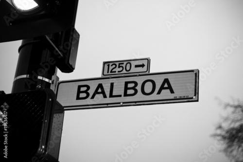 Fotomural  Balboa