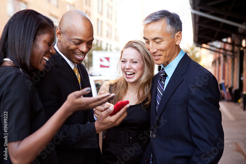 Fototapety, obrazy: Show Phone Business