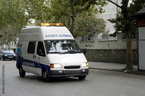 Entrada de ambulancia a Urgencias 02