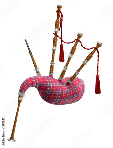 Photo Bagpipes