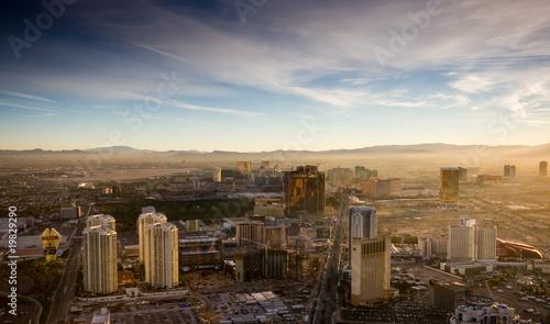 Poster Las Vegas Vegas View