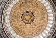 US Capitol Dome Rotunda Apothe...